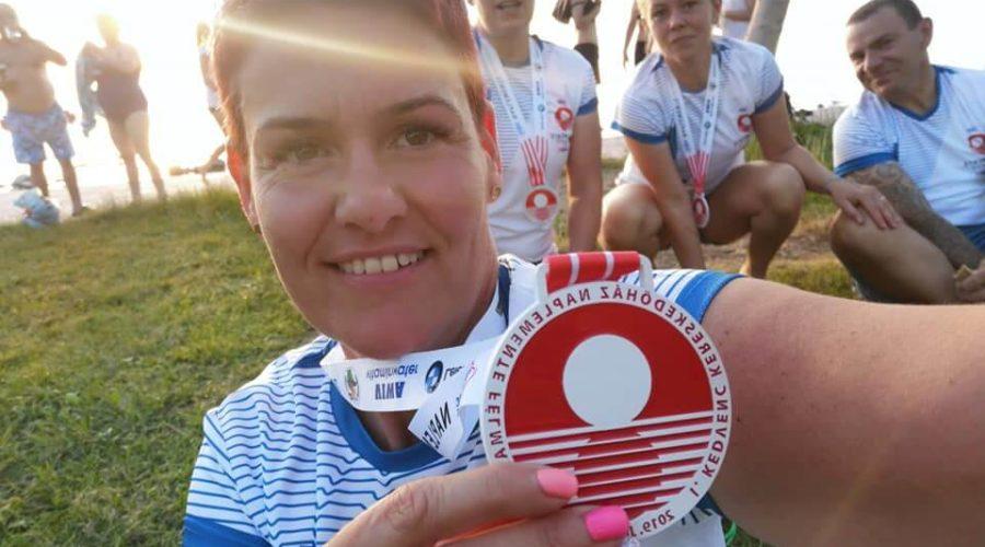 Piller Adri: Irány a 4 órás maraton! – 2. rész