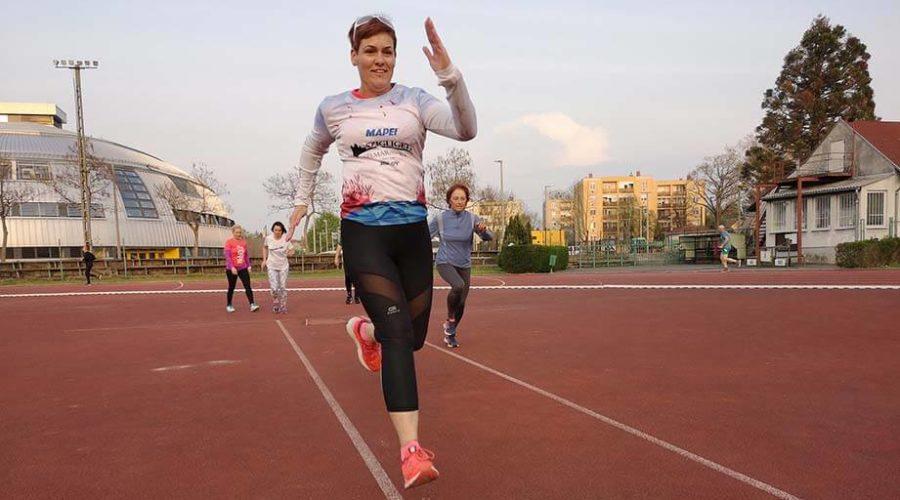 Piller Adri: Irány a 4 órás maraton! – 3. rész
