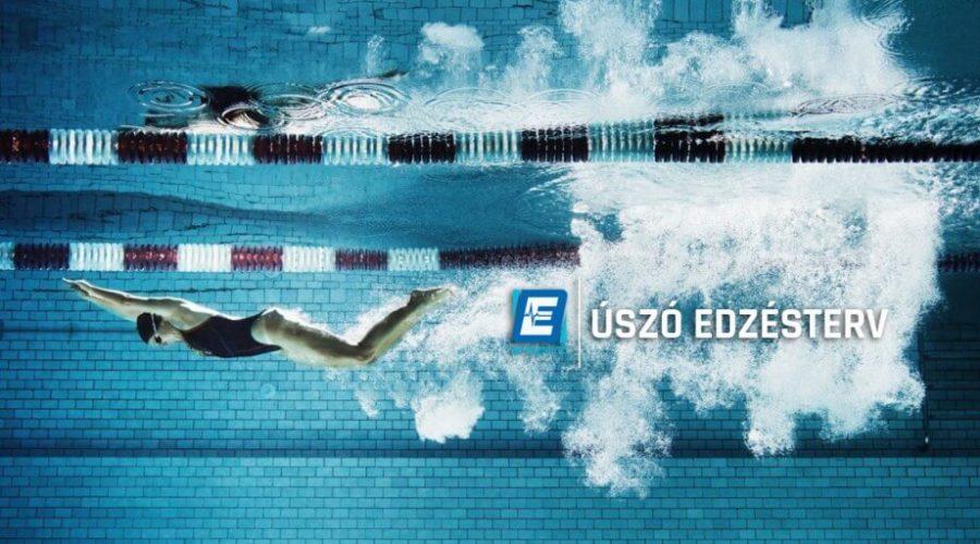 Úszóedzés Dusival – 16. hét