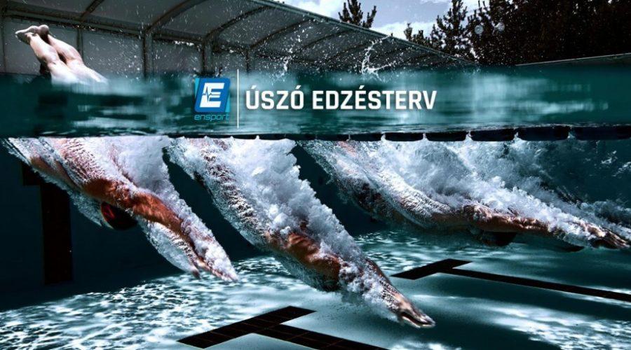 Úszóedzés Dusival – 20. hét