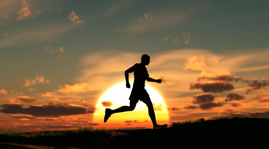 Az egyedül futás szépsége