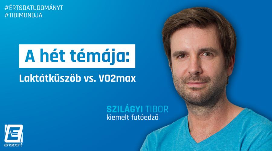 Értsd a tudományt: Laktátküszöb vs. VO2max