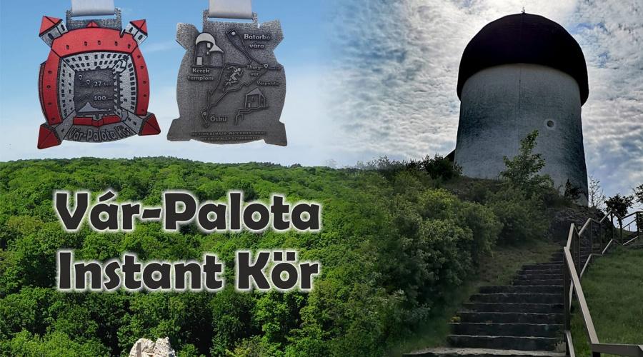 Teljesítsd a Vár-Palota Instant Kört ENSPORT Sopron kedvezményekért!