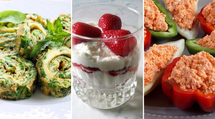 4 tuti fehérjedús recept (nem csak) sportolóknak