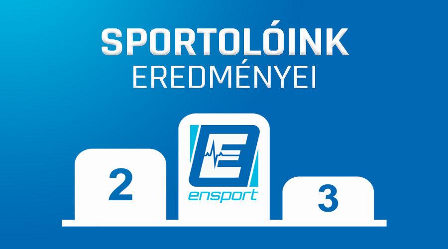 Sportolóink eredményei – 44. hét (2020)