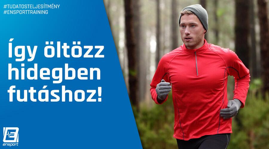 Jégvarázs: Így öltözz hidegben futáshoz!