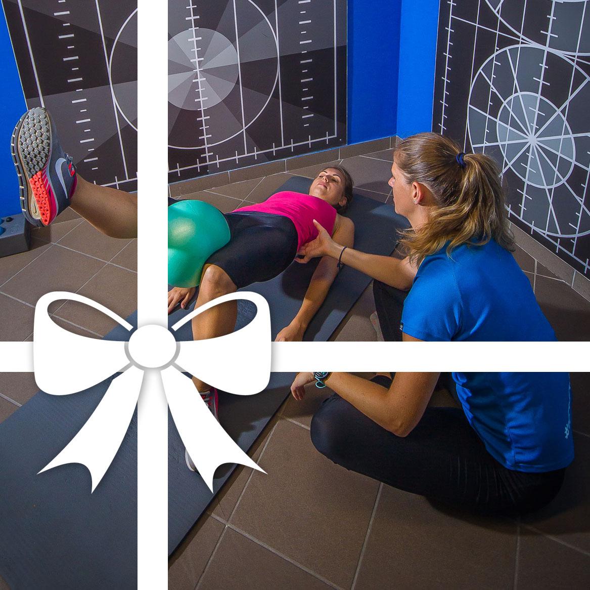 Személyi edzés ajándékutalvány