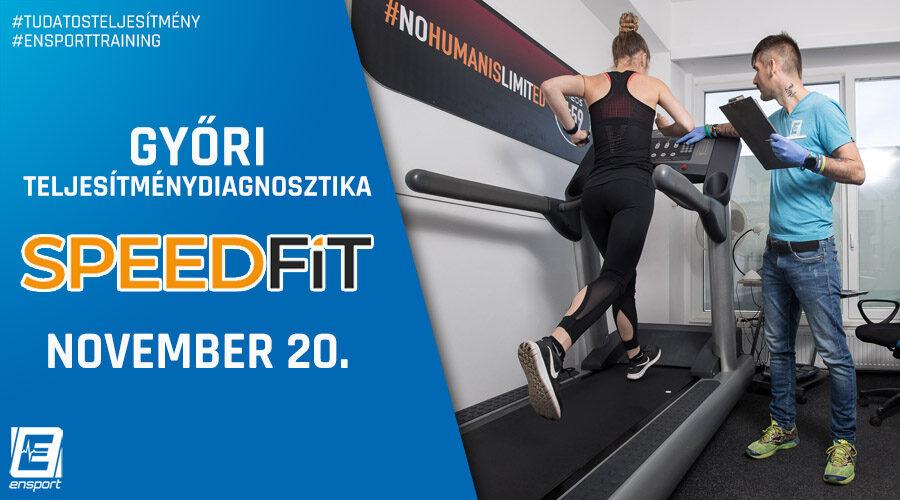 Teljesítménydiagnosztika Győrben (november 20.)