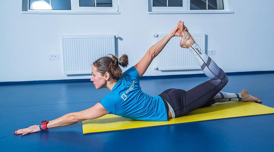 Jóga sportolóknak, mint kiegészítő edzés